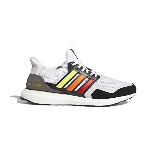 adidas Ultraboost S&L Pride Zapatillas de Running Hombre Blanco, 44 2/3