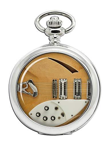Rickenbacker Orologio da tasca per chitarra Full Hunter