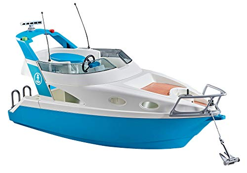 PLAYMOBIL 9822 Luxusyacht (Folienverpackung)