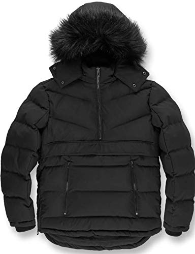Jordan Craig Concord Pullover Anorak Jacket 2.0 (Black) (XL)