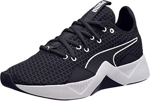 Puma Damen Incite Fs Wns Fitnessschuhe, Schwarz (Puma Black-Puma White), 39 EU