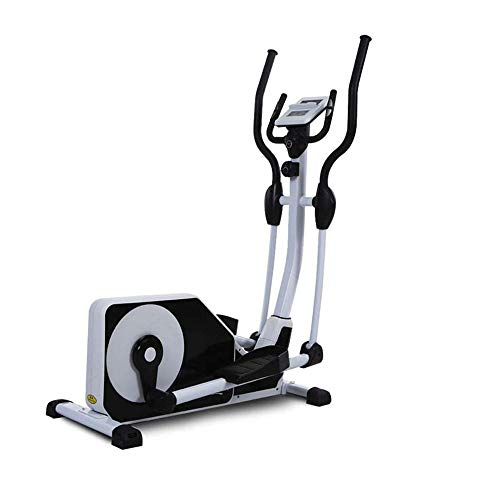 For Sale! Logo Elliptical Machine Trainer-with Digital Monitor and Heart Rate Test Magnetic Smooth Q...