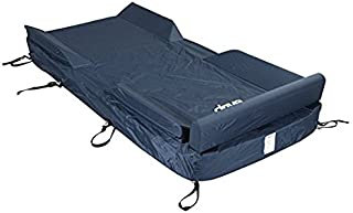 Drive Medical Universal Mattress Cover with Defined Perimeter, Blue