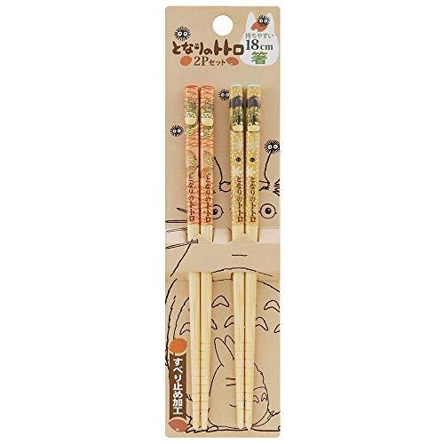 My Neighbor Totoro Chopsticks 18cm SET by Totoro