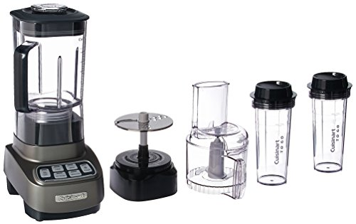 Our #10 Pick is the Cuisinart Velocity Ultra Trio Blender Food Processor
