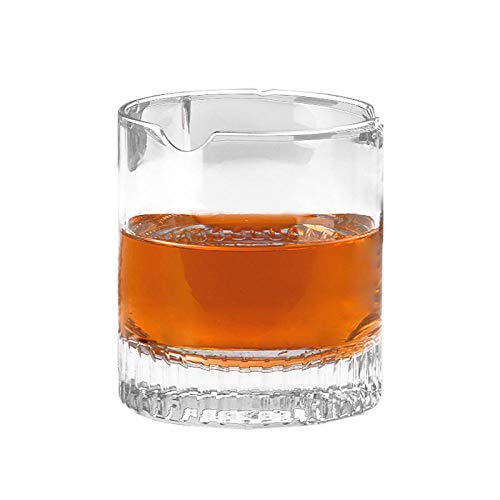 Tianhh Cigar Glas, Crystal Glass Spirit Glass Creatief Europees en Amerikaans Whiskey Glass