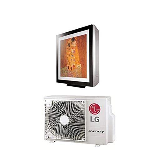 Lg Climatizzatore Condizionatore pompa di calore inverter Artcool Gallery 12000 con WiFi integrato New 2020