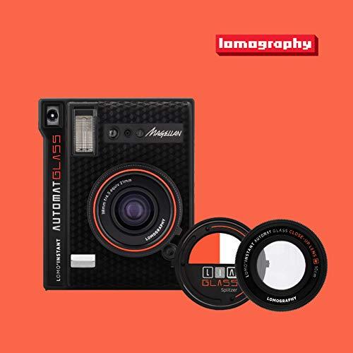 Lomo'Instant Automat Glass Magellan fotocamera istantanea Lomography