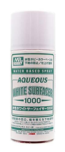 ミスターホビー 水性サーフェイサー1000 B612 ホワイト