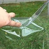 TOLKO Klarsicht-Folie | 0,5 mm dick Oeko-Tex Qualität |