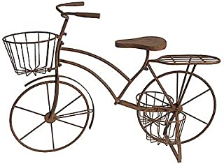 Metal Bicycle Plant Stand 36