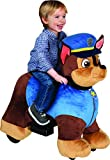 DCT Super Cute and Comfy Ready for Action and Rescue with Fun Sounds Easy Pedal Paw Patrol 6 Volt Plush Chase Ride-on - Let Your Little One Help Chase On The Case!