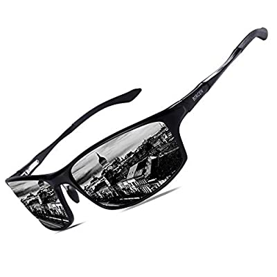 Bircen Polarized Sunglasses for