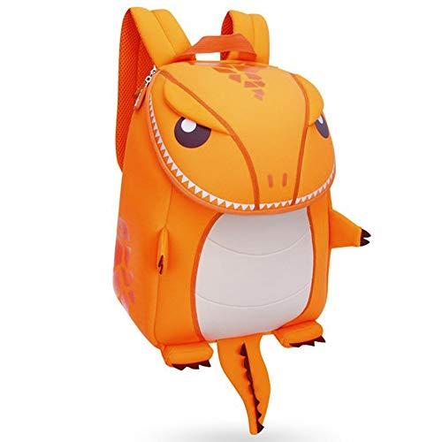 OFUN Dinosaur Backpack 3D Trex, Backpack for Preschool Boys Girls, Waterproof