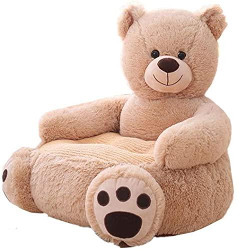 Niños Sofá Asiento Silla Niños Sillón Animal Sofá asiento (oso)