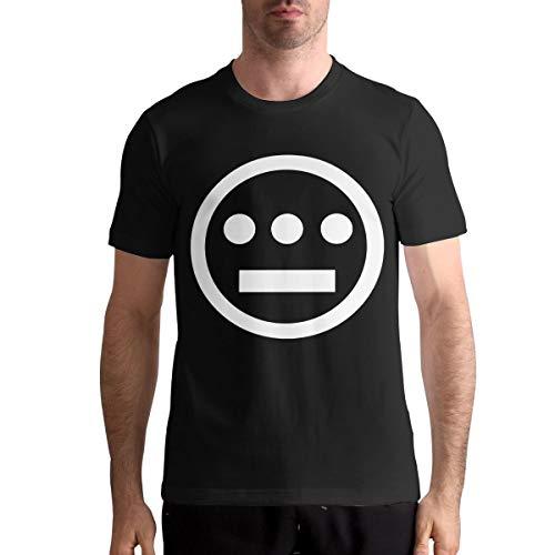 KellySotoUS Hieroglyphics Underground Hip Hop Collective Man's Short Sleeve Cotton T Shirts S Black