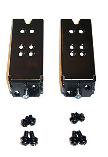 Stand Neck Steh Hals Assy & 8 Screws Schrauben for Sony TV KD-75XD8505 XBR-55X850D XBR-55X855D XBR-55X857D XBR-65X850D XBR-65X855D XBR-65X857D XBR-75X850D XBR-75X855D XBR-75X857D 457949911
