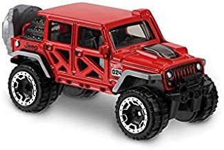 Best red jeep wrangler hot wheels Reviews