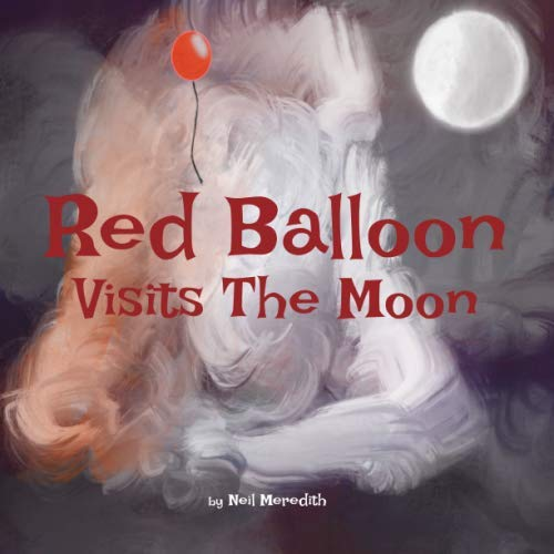Red Balloon Visits The Moon