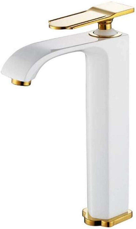 360 Degree redating Mixer Retro Bathroom Kitchen Mixer Deck Mounted Basin Faucet Hot and Cold Mixer Water Bathroom Head Bathroom