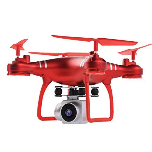 HJ14W Drohne WiFi Fernbedienung Flugzeug Selfie Drohne und Zubehör Set Geeignet für Erwachsene Kinder und Anfänger Quadcopter mit 1080P/ 4K HD Kamera