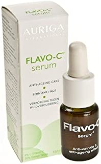 Auriga Flavo C Anti-aging Wrinkles Treatment Serum 15ml Free Shipping
