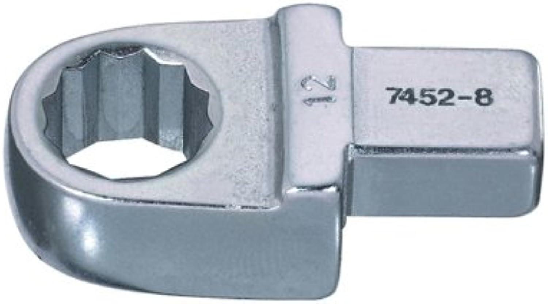 Bahco 7452-8-19 Ring-Einsteckwerkzeug 19mm 40g B00T9FECWO | Feinbearbeitung