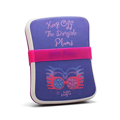 Harry Potter Bamboo Lunch Box - Luna Lovegood (Keep Off)