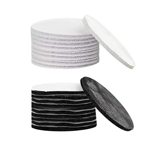 BESPORTBLE 30-Teilige Teppichgreifer Anti-Curling-Teppichgreifer-Teppichkissen Hält Ihren Teppich an Ort Und Stelle Ecken Flacher Teppichgreifer Erneuerbares Greiferband Teppichband