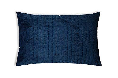 Original Gravity Therapiekissen Gesundheitskissen für Erwachsene gegen Schlafprobleme, Blau, Zirbenholz, 40 x 60 cm