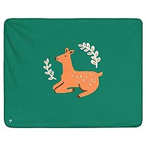 Plutonine Baby Dual Blanket (Deer Deer)