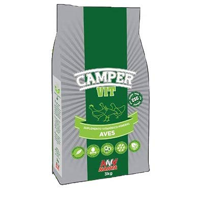 nanta Camper Vit - Suplemento vitamínico-Mineral para Aves