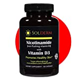 Solderm Nicotinamide with Vitamin D3 &...