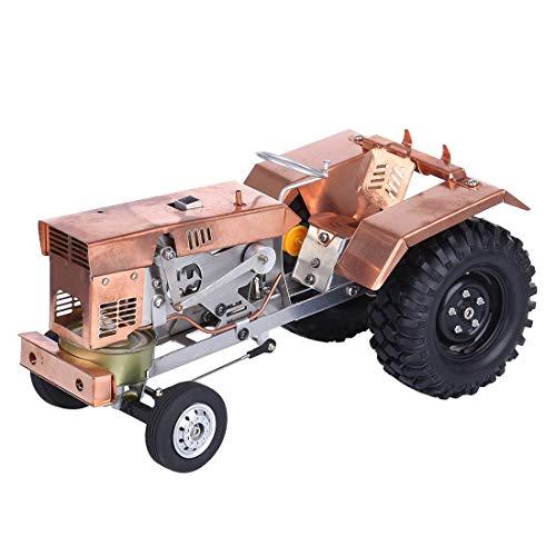 DAN DISCOUNTS Motor Stirlingmotor, motor Stirling, motor Stirling, refrigerado por aire, juguete educativo para adultos y niños