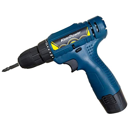 KeenPower 12V Cordless Drill/Driver