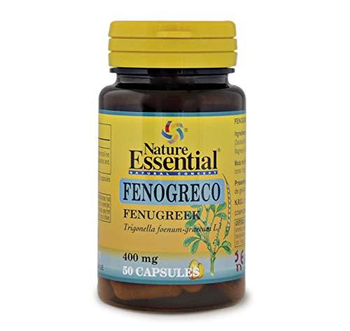 Fenogreco 400 mg. 50 cápsulas