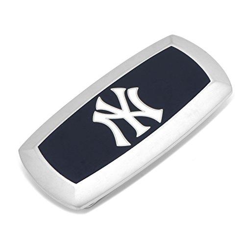 New York Yankees Cushion Money Clip