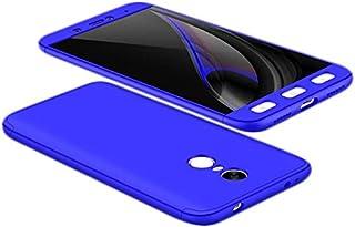 Xiaomi Redmi Note 4 case, Fashion ultra Slim Gkk 360 Cover case - Royal Blue