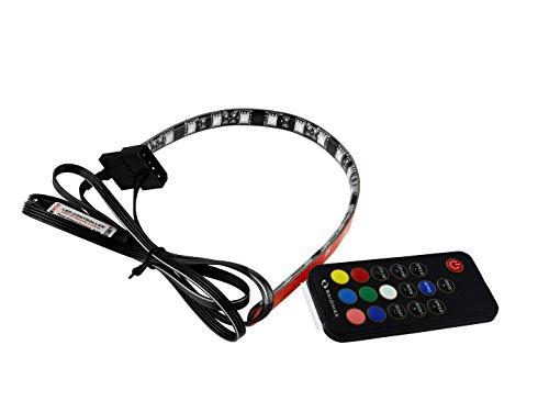 Raidmax 30cm Magnetic RGB Multi Color LED Light Strip