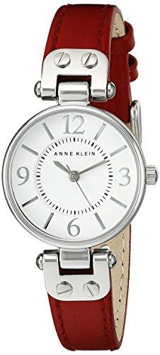 Reloj Anne Klein para Mujer, pulsera de Cuero Sintético