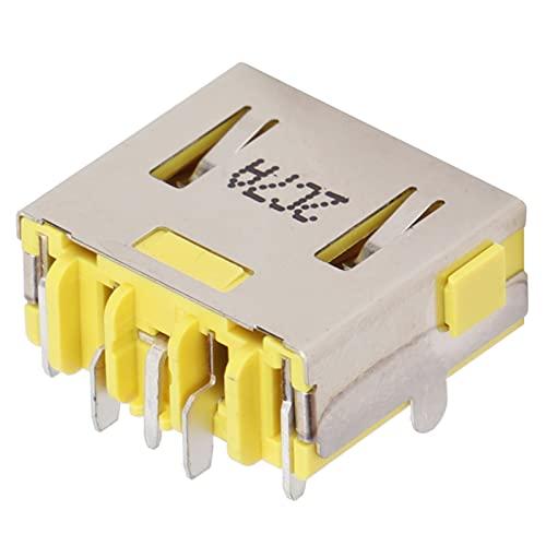 Cabezal de Interfaz de alimentación, Cable de Carga de CC de Peso Ligero para IdeaPad Yoga 11 11S 13 Conector de alimentación de CC.