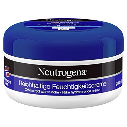 Neutrogena Norwegische Formel Reichhaltige Feuchtigkeitscreme 200ml