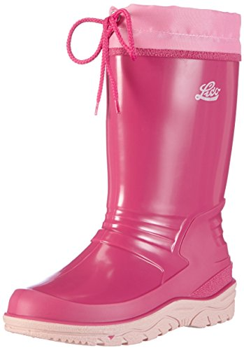 Lico Punto, Botas de Agua Niñas, Rosa (Pink/Rosa Pink/Rosa), 30 EU
