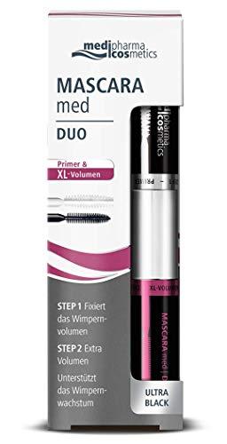 Mascara med Duo Primer & XL Volumen, 10 ml