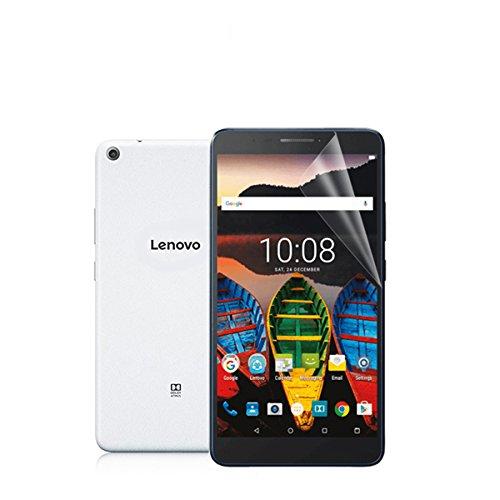 Lobwerk Bildschirmschutz für Lenovo Tab3 7 Plus TB7703F mit 7.0 Zoll Displayfolie Schutz Folie blasenfrei
