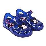 Cerdá Life'S Little Moments, Sandalias Cangrejeras de Mickey con Licencia Oficial Disney, Azul, 25 EU
