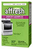 Affresh W11042470 Stove Top Cleaner Kit, 5 oz, 5 Pads, 1 Scraper