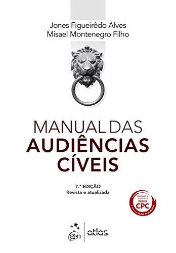 Manual das Audiências Cíveis