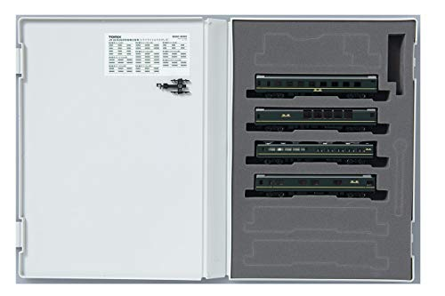 TOMIX Nゲージ 24系25形 トワイライトエクスプレス 増結セットA 4両 98360 鉄道模型 客車