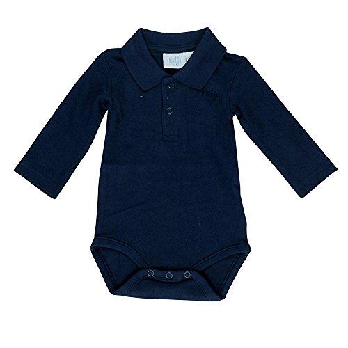 Feetje 502057 Body pour bébé avec col polo - - 6 mois